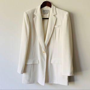 WORTH | White Blazer Jacket 12